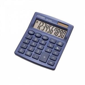 Kalkulačka Citizen SDC-810NRNVE modrá