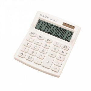 Kalkulačka Citizen SDC-812NRWHE biela