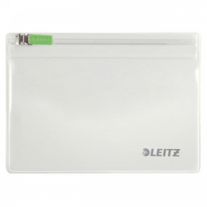 Plastový obal XS so zipsom Leitz Complete
