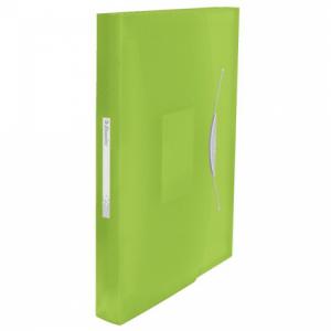 Aktovka plastová s priehradkami Esselte VIVIDA zelená