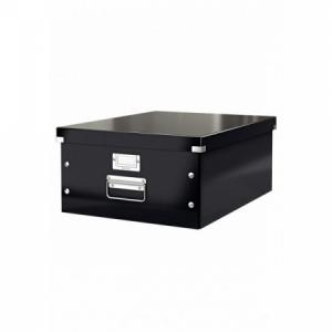 Veľká škatuľa A3 Click & Store čierna (ES606200)