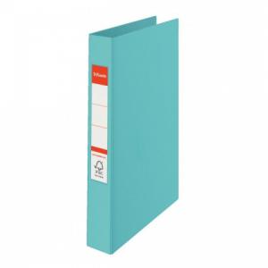 Zakladač 2-krúžkový Esselte Colour'Ice celoplastový 2,5cm modrý