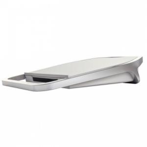 Stolová USB nabíjačka Leitz Style s 2 portami arkticky biela