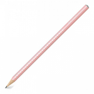 Ceruzka Faber Castell Sparkle svetlo ružová 12ks