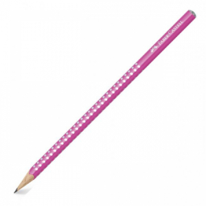 Ceruzka Faber Castell Sparkle ružová 12ks