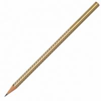 Ceruzka Faber Castell Sparkle zlatá 12ks