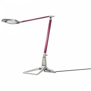 Lampa stolná LED Leitz Style Smart granátová červená