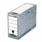 Archívny box Fellowes BANKERS BOX 105mm sivý/biely