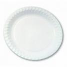 Papierový tanier plytký 18cm 100ks