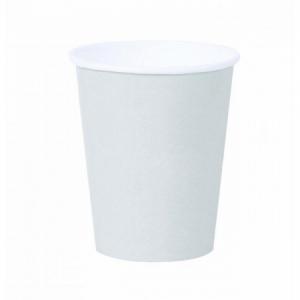 Papierový pohár 0,2l _Coffee to go_ biely 50ks