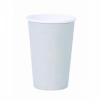 Papierový pohár 0,3l _Coffee to go_ biely 50ks