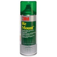 Lepidlo v spreji 3M ReMount...