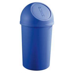 Kôš z polypropylénu Helit 45l modrý