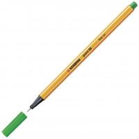 Liner STABILO Point 88 zelený