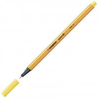 Liner STABILO Point 88 žltý