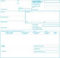 Faktúra daňový doklad...