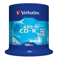 Verbatim CD-R 700 MB cake...
