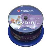 Verbatim DVD+R 16x 4,7GB...