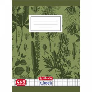 Zošit 465 A4 60 listov štvorčekový