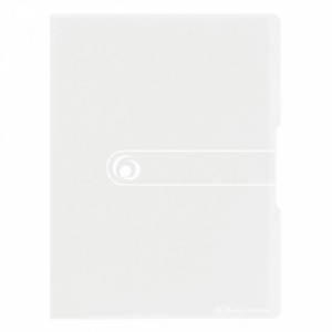 Katalógová kniha 20 mäkká Herlitz Easy Orga transparentná biela