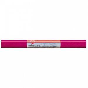 Krepový papier Herlitz 50x250cm tmavo ružový