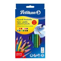 Farbičky Pelikan akvarelové...