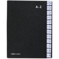 Pultová triediaca kniha A-Z...