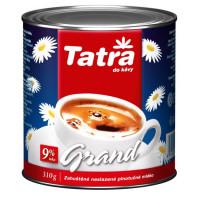 Zahustené mlieko Tatra...
