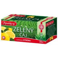 Čaj BOP zelený s citrónom 30g