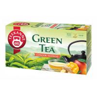 Čaj TEEKANNE zelený Ginger...