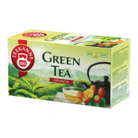 Čaj TEEKANNE zelený Opuncia...