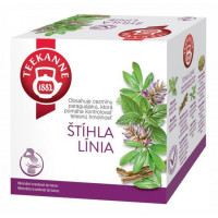 Čaj TEEKANNE bylinný Štíhla...