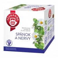 Čaj TEEKANNE bylinný Spánok...
