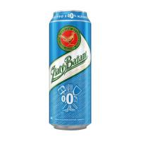 Pivo Zlatý Bažant 0% svetlé...