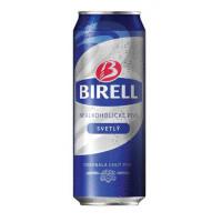 Pivo Birell svetlé nealko...