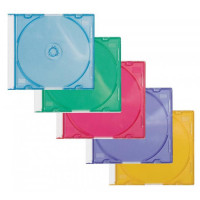 Farebné obaly na CD/DVD...