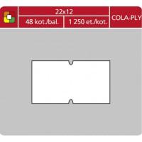 Etikety 22x12 pre2212...