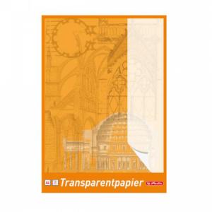Pauzovací papier Herlitz A4 30 listov 65g
