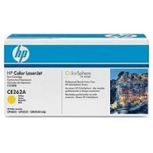 Toner HP CE262A LaserJet CP4525 yellow