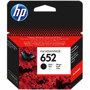 Atrament HP F6V25AE HP652 black Ink Advantage
