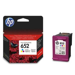 Atrament HP F6V24AE HP652 trojfarebná Ink Advantage
