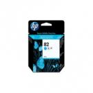 Atrament HP 82 (28ml) CH566A azúrový