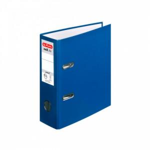 Zakladač pákový Herlitz maX.file A5 7,5cm na výšku modrý
