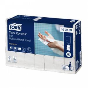 Papierové uteráky skladané ZZ 2-vrst. TORK Xpress Multifold jemné