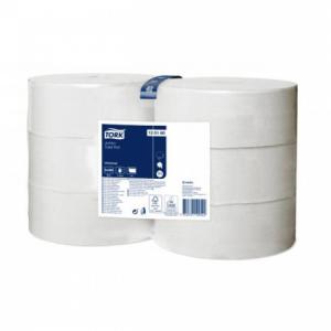 Toaletný papier 1-vrstvový TORK Jumbo 26cm sivý 6ks