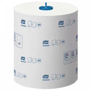 Papierové uteráky v rolke 1-vrstvové TORK Matic extra dlhé biele 6 ks
