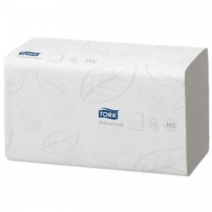 Papierové uteráky skladané TORK Singlefold classic Plus biele recyklované