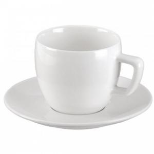 Šálky s podšálkami CREMA na cappuccino 200ml 6ks