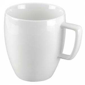 Hrnčeky porcelánové CREMA 300ml 6ks