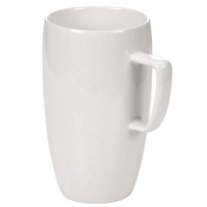 Hrnčeky porcelánové CREMA na latte 500ml 6ks